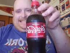 Tank's Taste Test Cinnamon Coke
