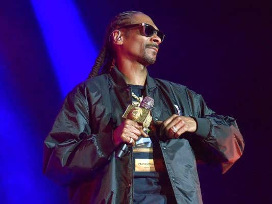 Snoop Dogg's Employees Bought Him 48 Joints For His 48th Birthday