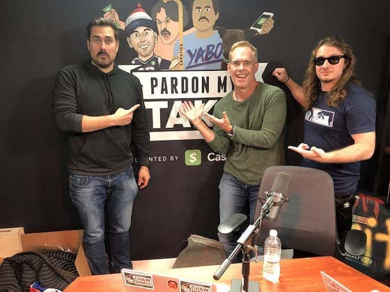 PMT: Joe Buck, WS Game 1 + Breaking News With Paul Rabil