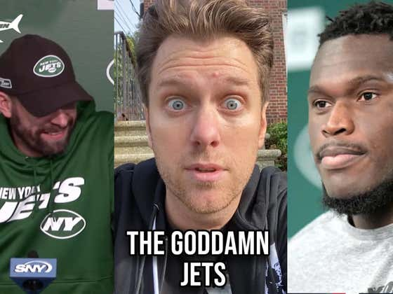 The Goddamn Jets Season 3, Episode 11 - The Jets Release Kelechi Osemele For Getting Surgery On His Torn Labrum