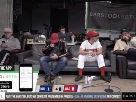 Gambling Cave Live Blog: Astros vs Nationals Game 4 of World Series