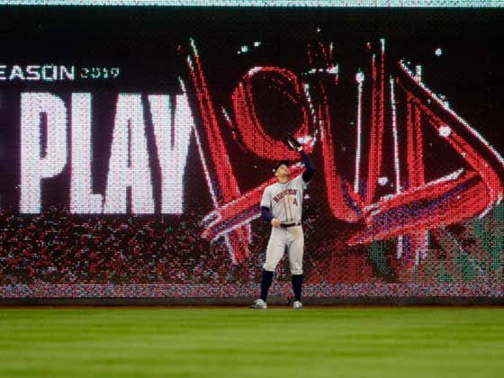Nats Lose Game 3 Which Is Unfortunate But Obviously Still Fine
