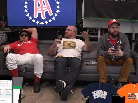 Gambling Cave Live Blog: World Series Game 5