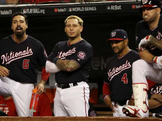 Nats Lose Game 5, Will Need To Win 2 More On The Road Now