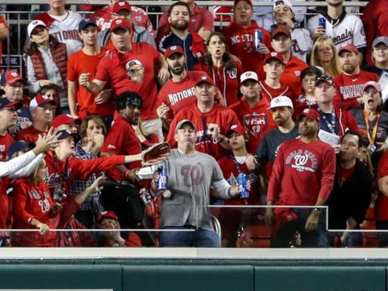 Nats at Astros - Game 6 Do Or Die - Live Blog