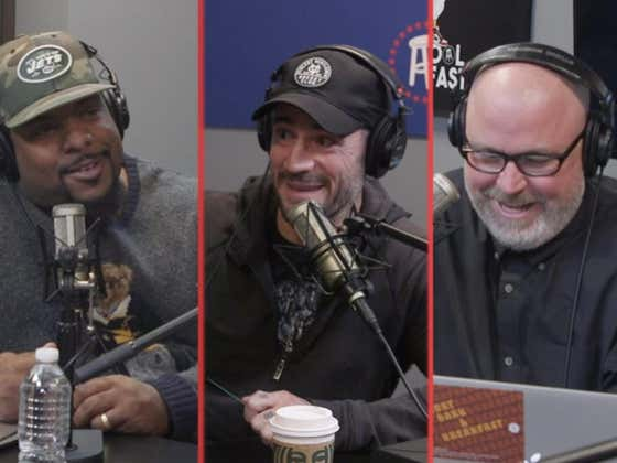CM Punk Sits Down With The Breakfast Boys