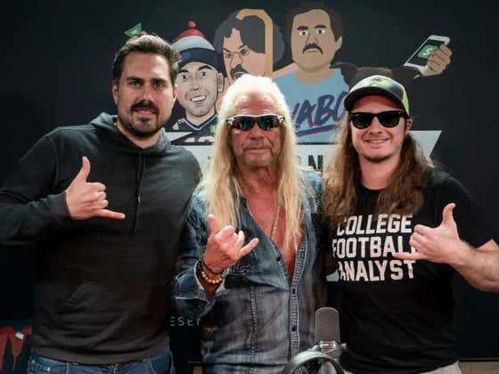 PMT: Dog The Bounty Hunter + Previewing World Series Game 7