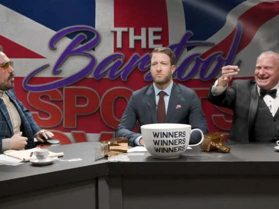 Barstool Sports Advisors: Texans vs. Jags In London