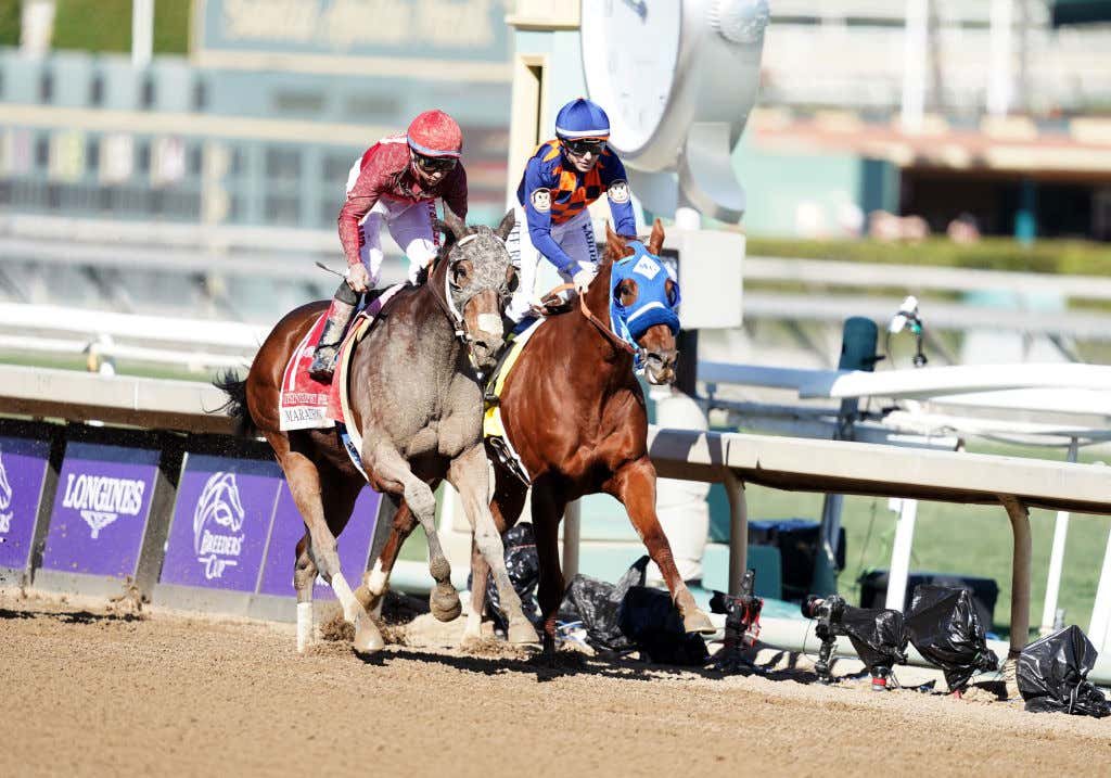 HORSE RACING: NOV 01 Breeders' Cup