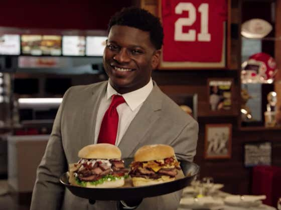 The LaDainian Tomlinson Arby's Steakhouse Commercial Was Not A Dream