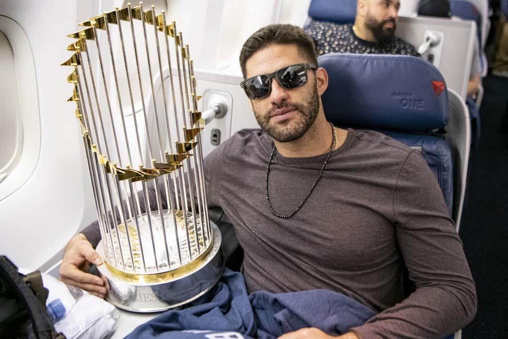 Boston Red Sox World Series Travel