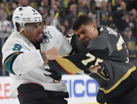 Evander Kane Is Being Sued By A Casino In Las Vegas For ...