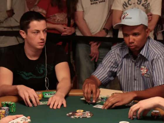 Tom Dwan Got His Start After He Deposited $50 And Ran It Up To $15k His Senior Year Of High School Because He Wanted To Get A Jersey Shore House With His Buddies