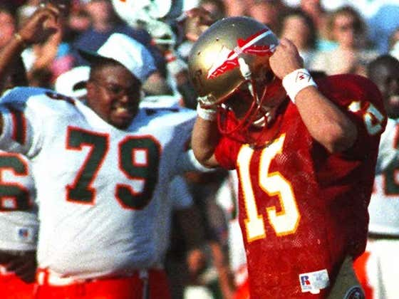 On This Date in Sports November 16, 1991: Wide Right I