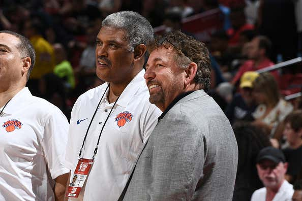 2018 Summer League - Las Vegas - Los Angeles Lakers v New York Knicks