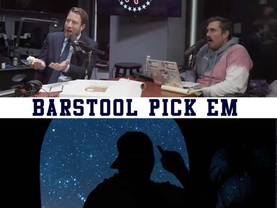 Barstool Pick Em College Football Saturday