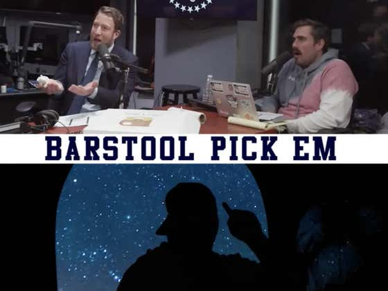 Barstool Pick Em #12 Baylor vs #10 Oklahoma Preview