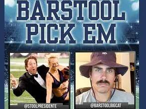 Barstool Pick Em Week 12 Results