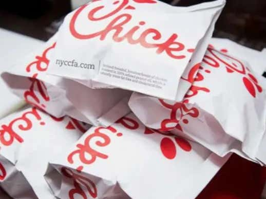 Great News: Chick-fil-A Officially No Longer Hates Gay People