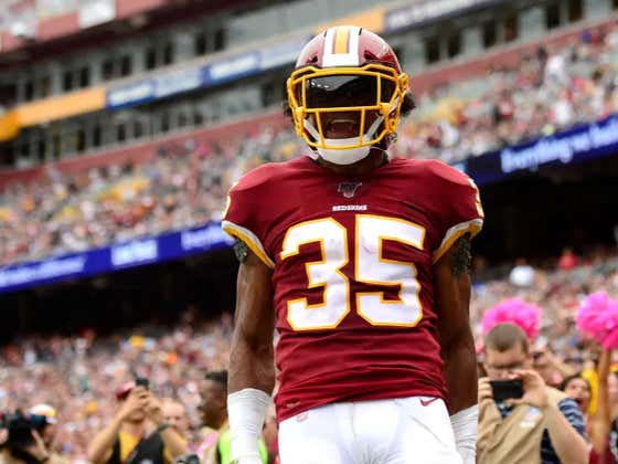 It Is Insane How Poorly The Redskins Have Mishandled This Montae Nicholson Situation And It Looks Really, Really Bad Right Now