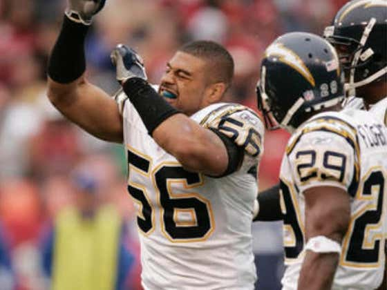 Former Chargers Great Shawne Merriman is in Favor of the NFL Season Moving to 18 Games