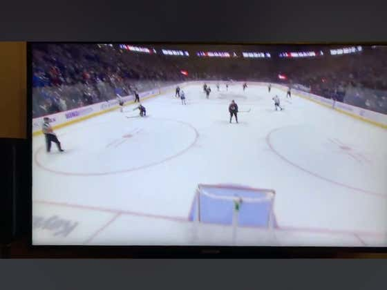 Last night Leafs scored an empty netter with .1 seconds left in the game to cover the puck line.