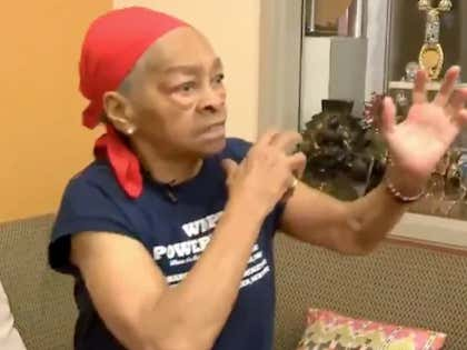 Crazy Story About An 82-Year-Old Grandma Mollywhopping A Home Intruder