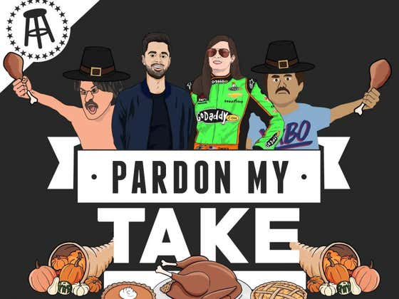 PMT: Special Thanksgiving Double Episode, Danica Patrick, Hasan Minhaj + Football
