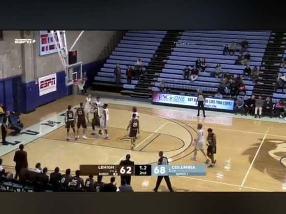Lehigh hits a last second layup to cover +4.5