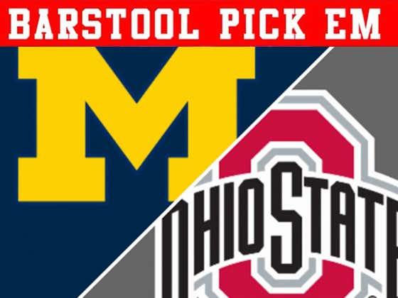 Ohio State-Michigan Preview