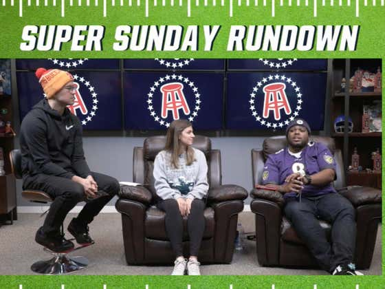 Sunday Rundown - Week 13