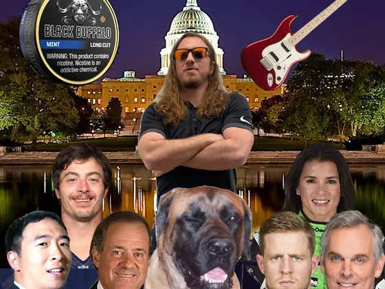 Pardon My Take's PFT Commenter returns to FU to talk blowing a bag on vintage band tees, his hottest takes of all time, and where he sees PMT in the next decade