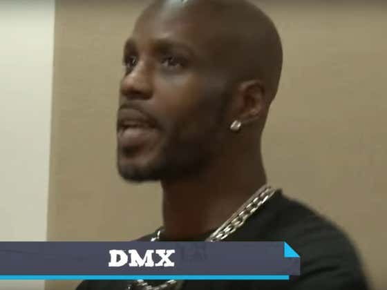 Wake Up On December 2nd With DMX Rapping 'Rudolph The Red-Nosed Reindeer'