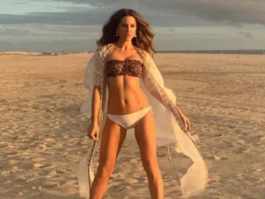 46-Year-Old Kate Beckinsale Dunks On The Haters After Someone Tried To Body Shame Her For Posting A Bikini Pic
