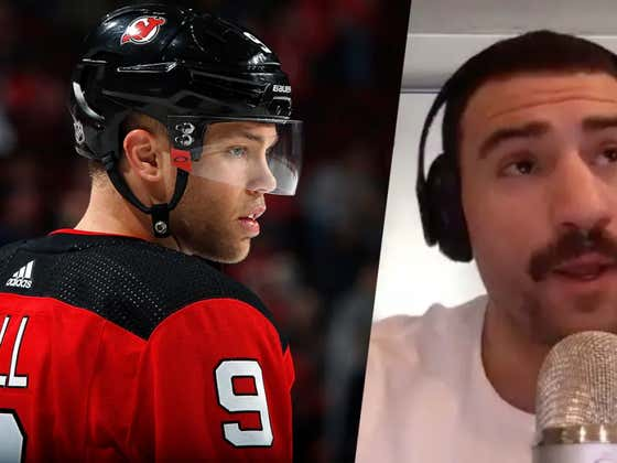 Are The New Jersey Devils Going To Trade Taylor Hall? Spittin' Chiclets Discussed