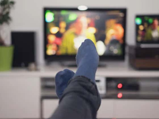 STUDY: The Average Person Watches 78,000 Hours Of TV In Their Life...That Is WAY Too Low