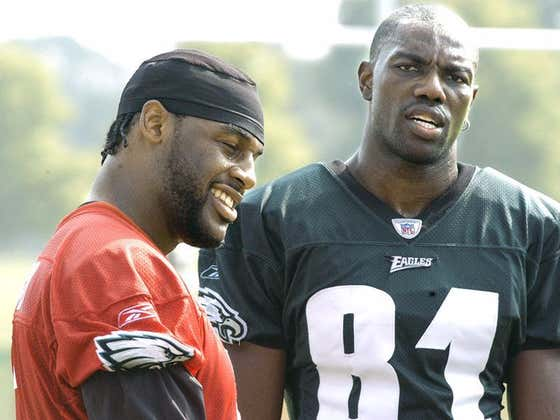 Brian Westbrook Says Former Eagles EVP Joe Banner is to Blame for McNabb/T.O. Rift