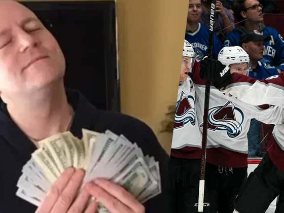 Rear Admiral's Gambling Corner: We're All Over The Avs And A Small Taste Of Vegas