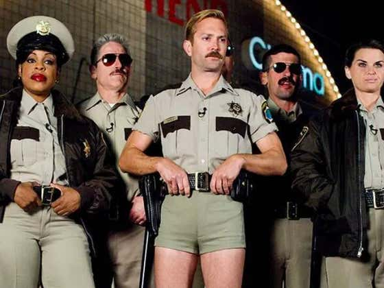 RENO 911! IS COMING BACK FOR A SEVENTH SEASON. I REPEAT, RENO 911! IS COMING BACK FOR A SEVENTH SEASON