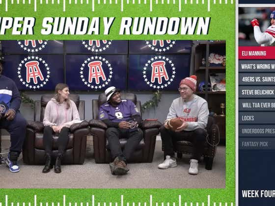 Super Sunday Rundown - Week 14