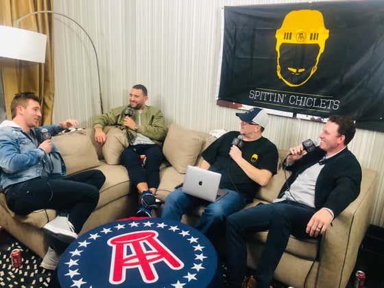 Spittin' Chiclets Episode 225: Featuring Kevin Hayes, Gambling Corner, Tkachuk vs Laughton And More