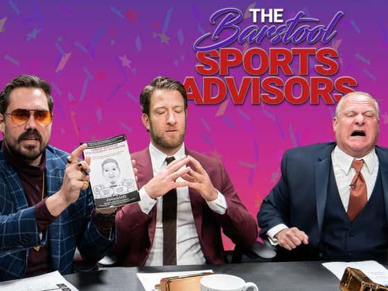 Barstool Sports Advisors Week 15