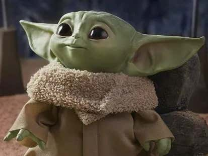 Around the Hill: Is Baby Yoda The Cutest Meme Out There?