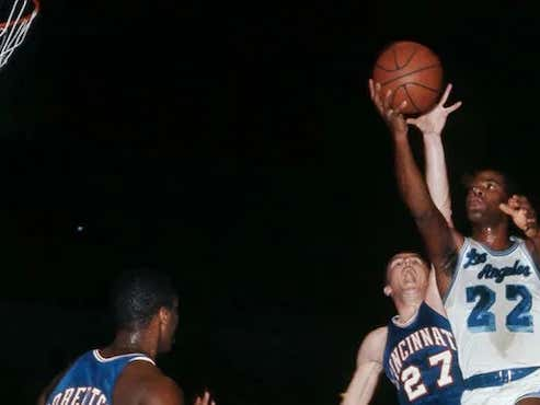 On This  Date in Sports December 13, 1961: Elgin's Excellent Night