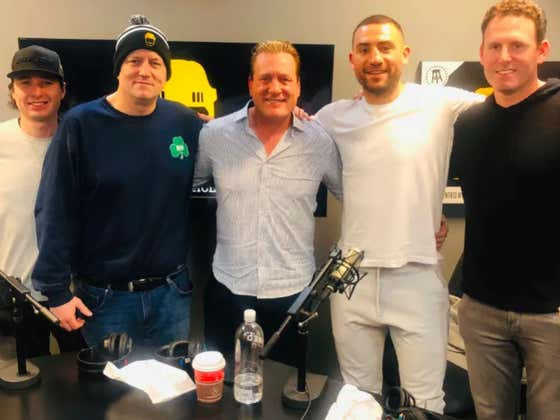 Spittin' Chiclets Episode 228: Featuring Jeremy Roenick, Taylor Hall Trade, Gambling Corner & A Ton More