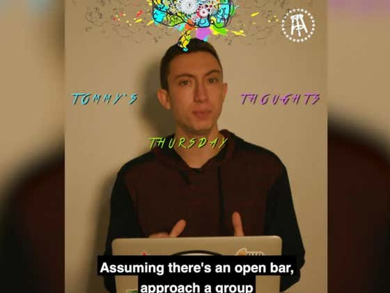 Tommy's Thursday Thoughts: Vol. 48 - A Lesson On Locking Doors