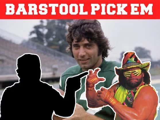 CONFIRMED: Rico Bosco's Dad Caught A Pass From Joe Namath
