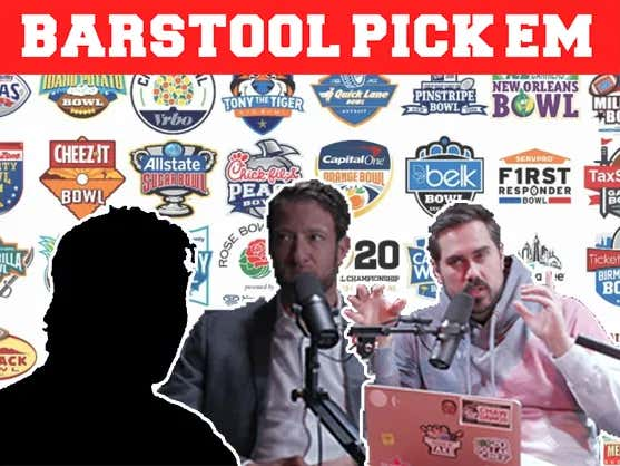 Now That We've Arrived at Bowl Season, the Pick Em Pod Gives Some Advice on Getting Through It