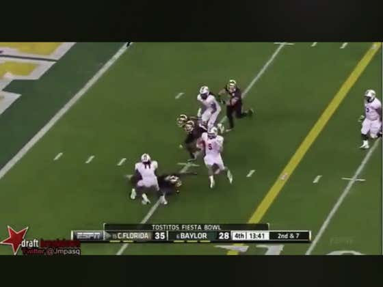 Six years ago today UCF (+17, +500 ML) pulled off the biggest upset in BCS history defeating Baylor 52-42 in the Fiesta Bowl.