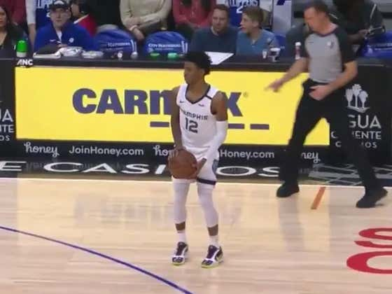 JA MORANT IS GETTING DISRESPECTFUL ON A SATURDAY AFTERNOON